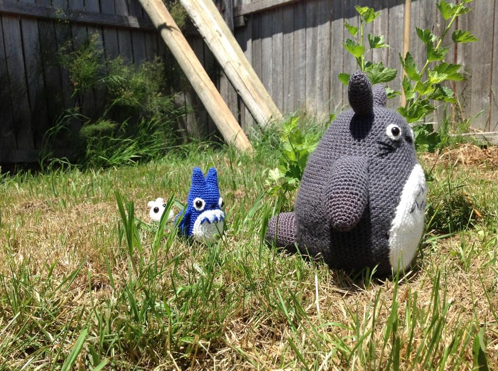 SiobhanAlice's Totoros