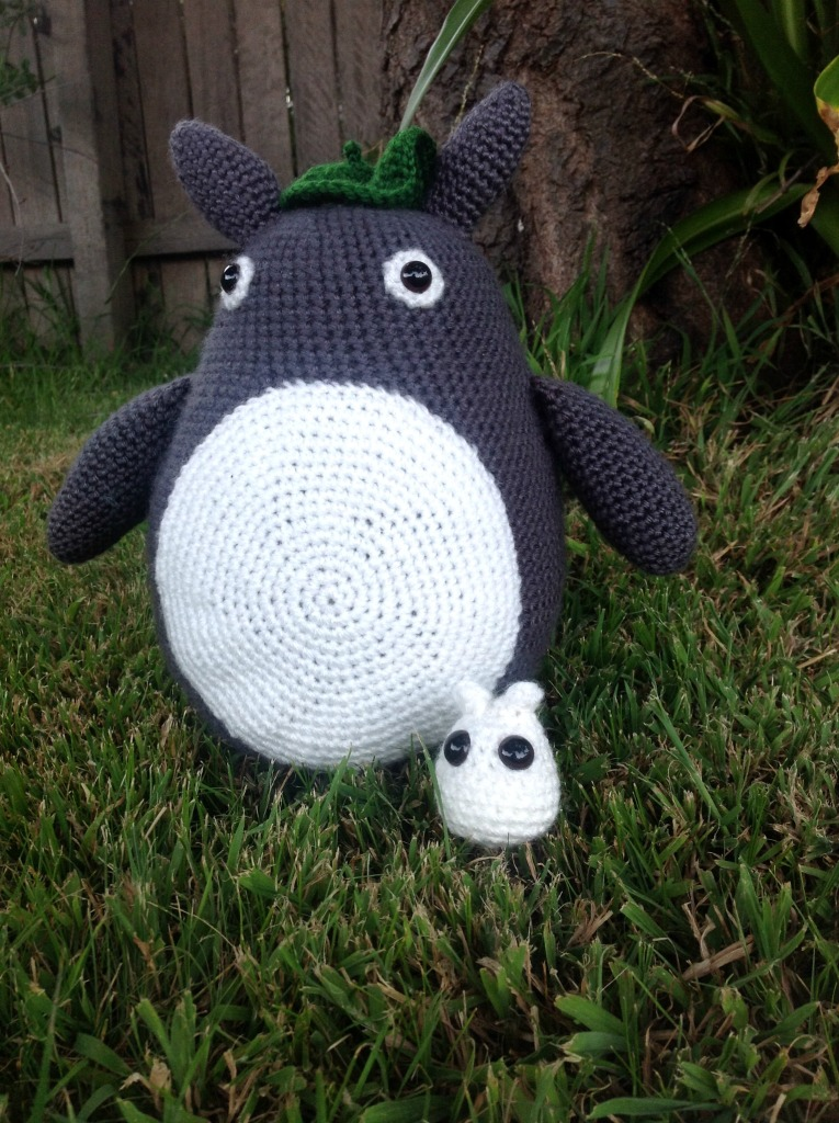 Siobhan's Totoros